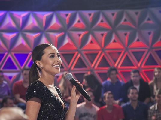 Sabrina tem alta audiência (Foto: Divulgação)