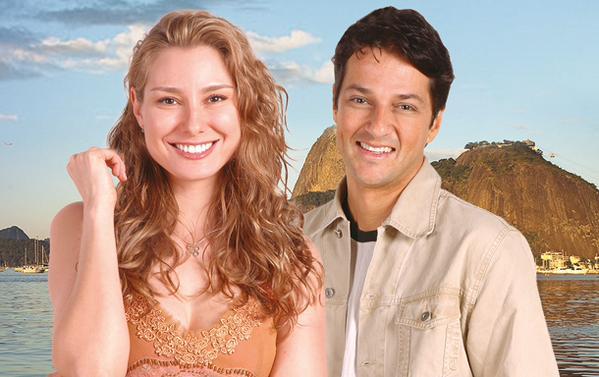 """""""Prova de Amor"""" estreou com baixa audiência (Foto: Reprodução)"""