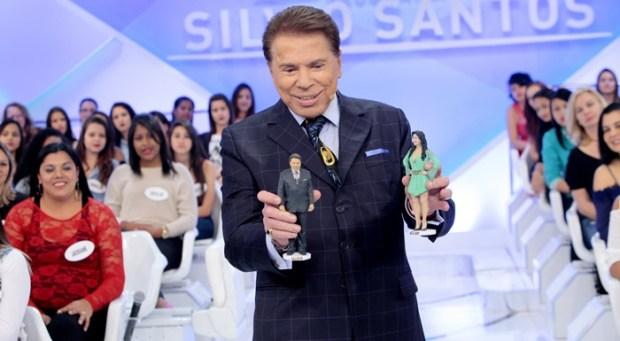 Silvio Santos (Foto: Lourival Ribeiro/ SBT)