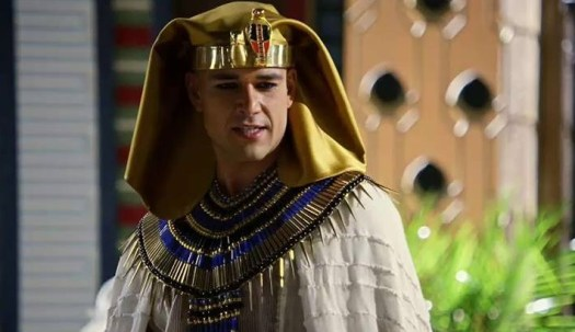 Faraó_Dez Mandamentos