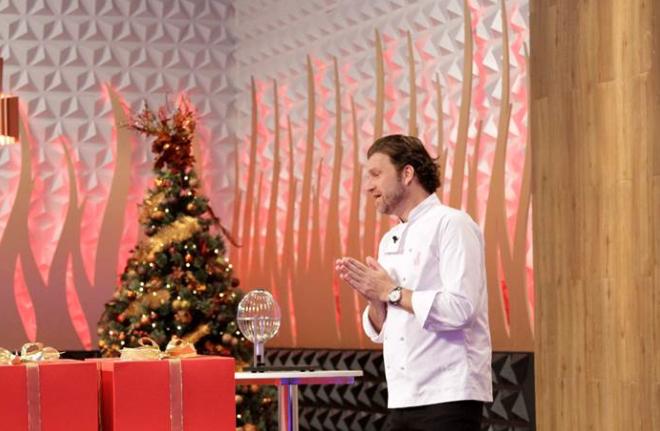 Bertolazzi fará sorteio um amigo secreto divertido entre os participantes, com comida e pegadinhas – Divulgação/SBT