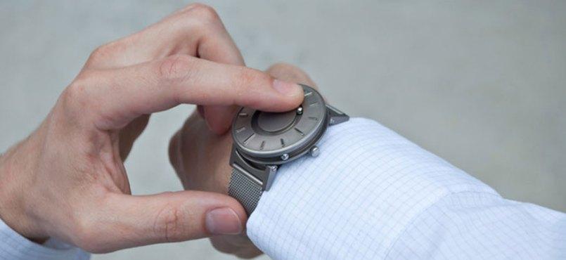 необычные наручные часы