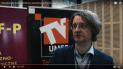 Andrzej Kapusta udziela wywiadu dla TV UMCS w czasie V Otwartego Seminarium Filozoficzno-Psychiatrycznego.