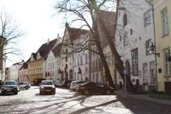 Jeden z placów miasta - Stare Miasto