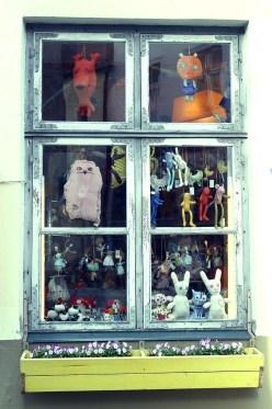 Wystawa pełna ręcznie robionych zabawek, to jedne z moich ulubionych wystaw