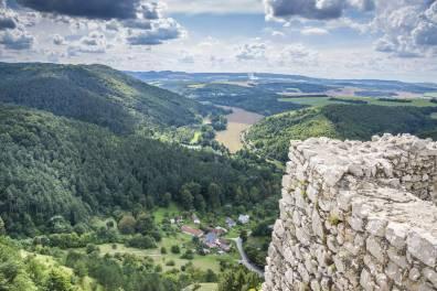 Zamek w Cachticach (11)
