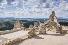 Zamek w Cachticach (16)