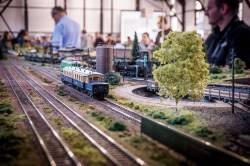 Wystawa makiet kolejowych Kraków 2015 15