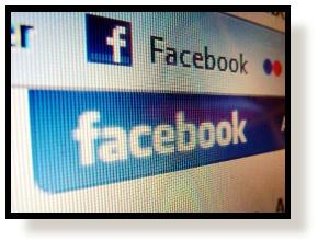 Facebook a la baja en popularidad?