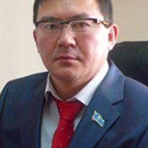 Бухарбаев Нургазы Бактыбаевич