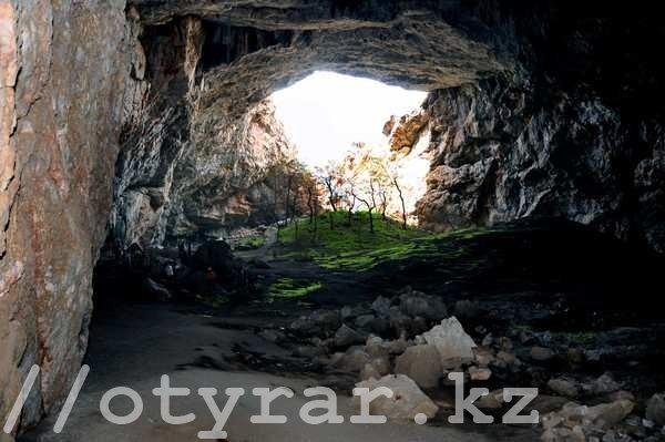 Пещера Ак-мечеть
