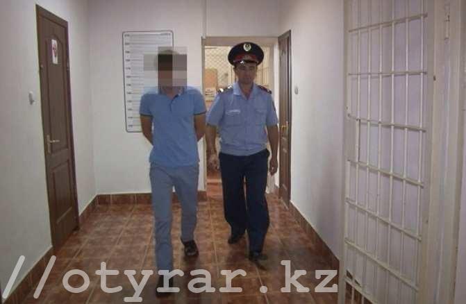 Задержан подозреваемый в ограблении