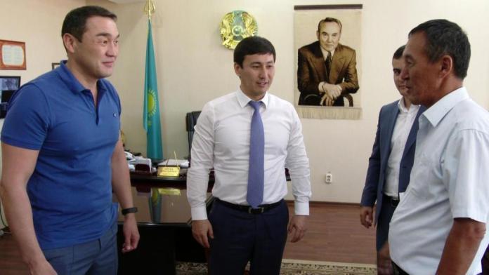 Аскар Турисбеков назначен президентом Федерации настольного тенниса в Шымкенте