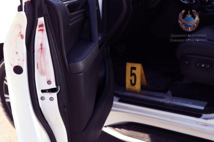 В Шымкенте днем был убит предприниматель