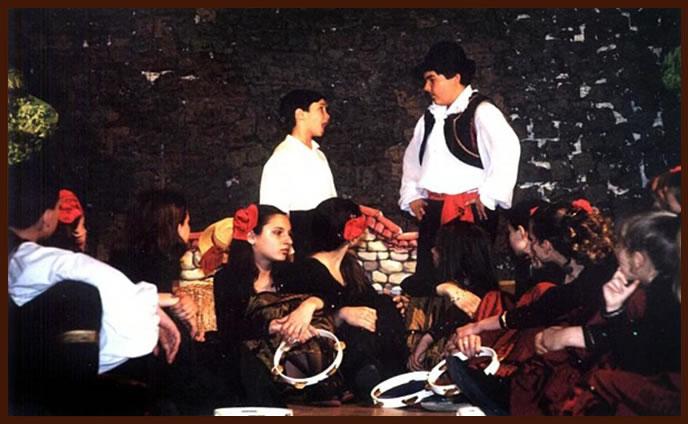 Пето основно училище Детска оперна студиа 2001 год.