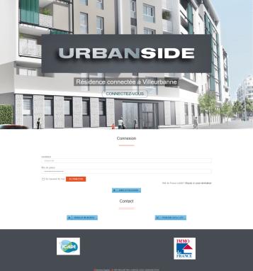 Urbanside à Villeurbanne