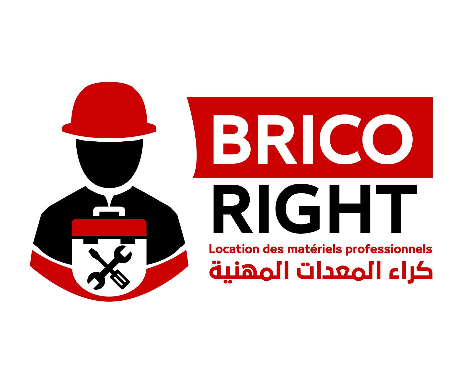 BRICO RIGHT Logo 3