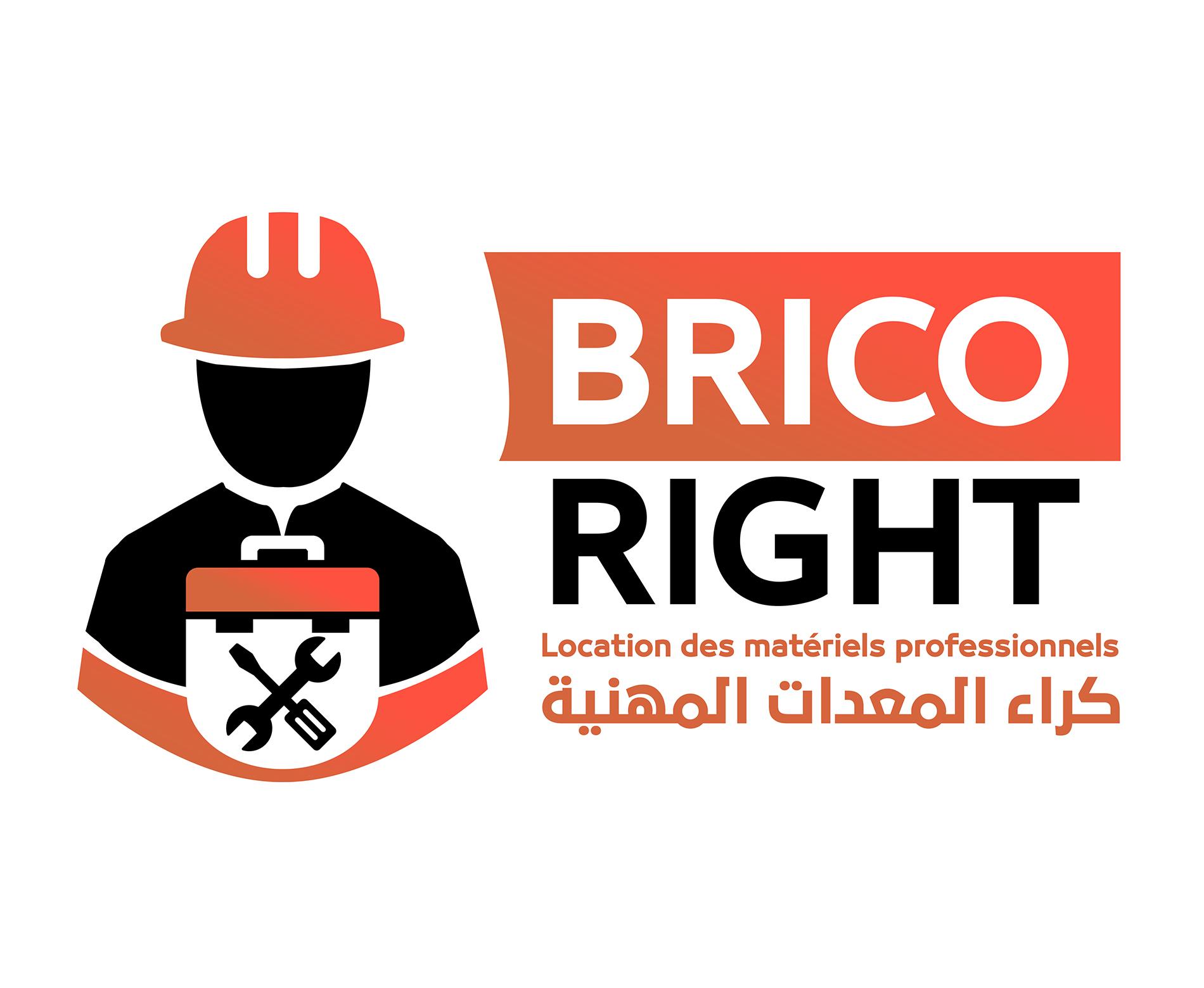 BRICO RIGHT Logo