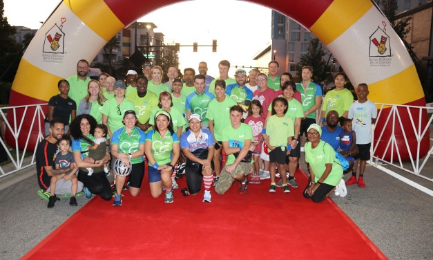 Team OUC Raises $21,000 During Charity Bike Ride and 5K