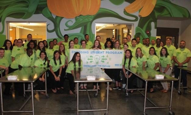 OUC Interns Celebrate National Intern Day Through Volunteering
