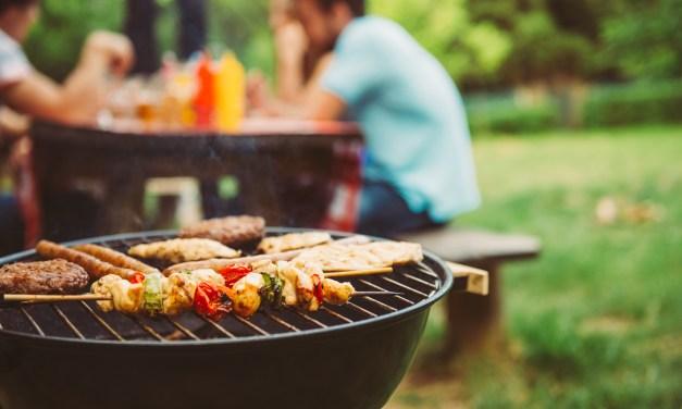 Outdoor BBQ Saves Indoor Electricity