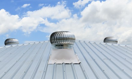 Reflective Roofing Has Chilling Effect on Businesses' Energy Costs