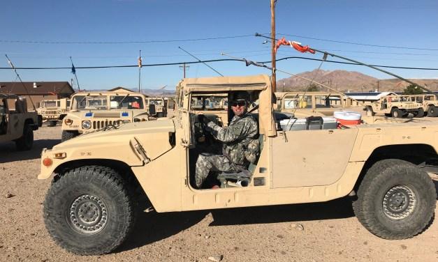 Roberto DeMarquez, U.S. Army Veteran