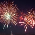 KEEP FIREWORKS AWAY FROM POWER LINES