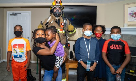 CHILDREN LEARN LIFE-SAVING SAFETY LESSONS