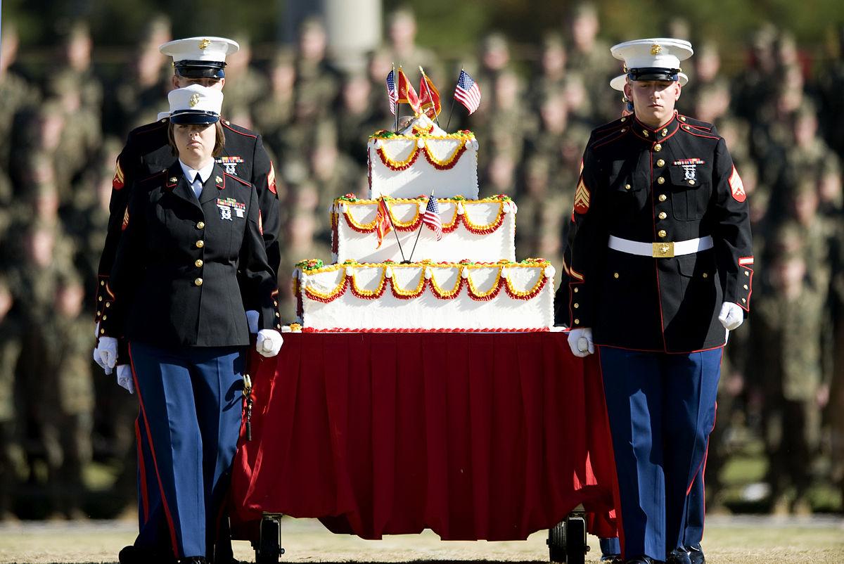 USMC Birthday Hash