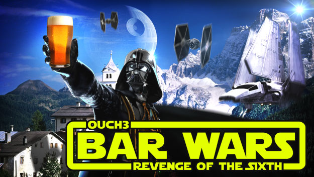 Bar Wars: Revenge of the Sixth Pick-up Hash #6