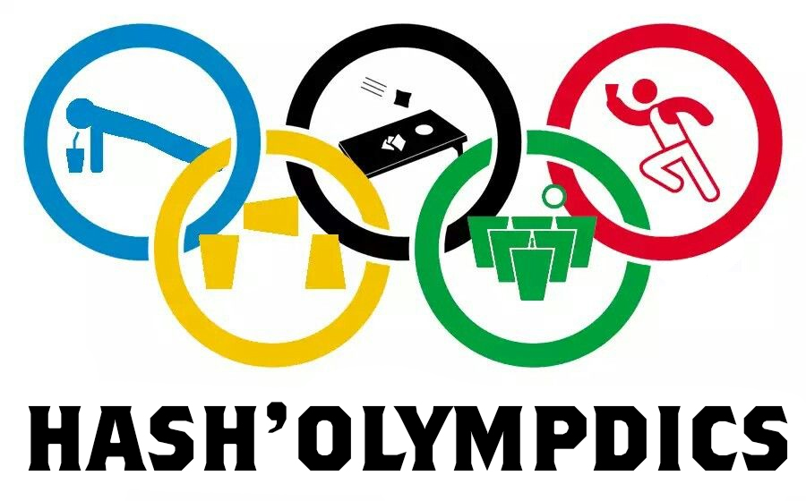 OUCH3 Hash'Olympdics