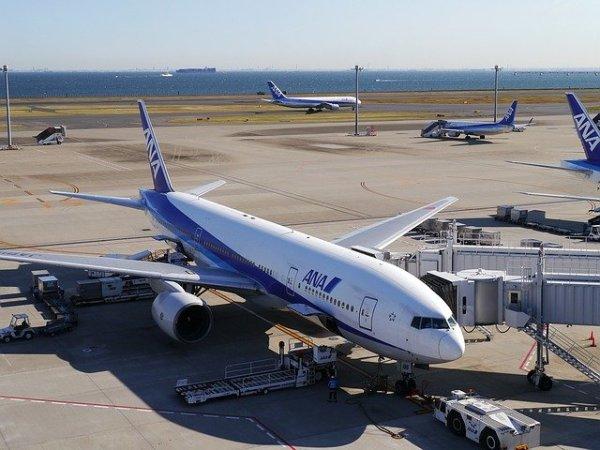 羽田空港ターミナル間移動④