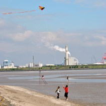 Play on Sandymount Beach...