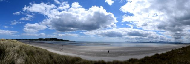 Dublin Bay panorama from Bull Island