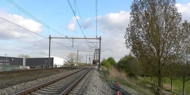 De spoorlijn Staatsspoor H
