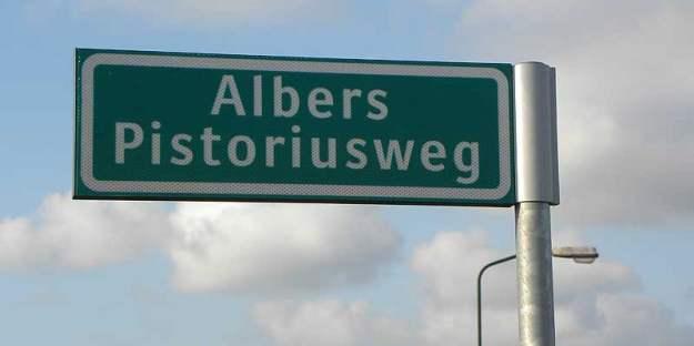 Burgemeester Albers Pistoris