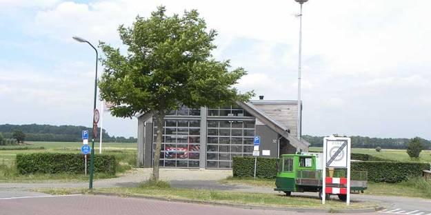 Brandweer Schalkwijk Kazerne 2017