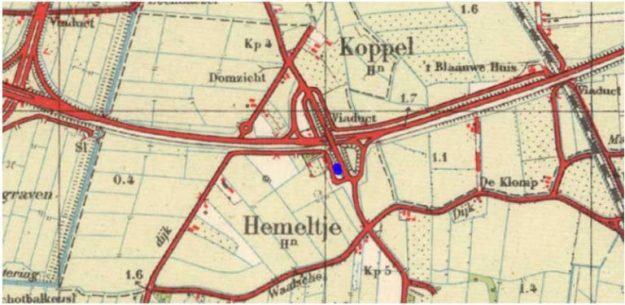 Locatie wegenwacht Houten