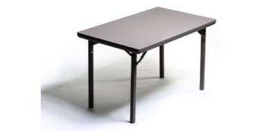 Table Zown pieds pliants