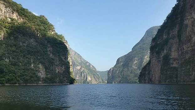 Canyon de Sumidero Chiapas Mexique