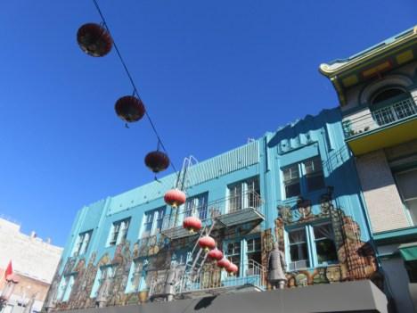 Chinatown Street art San Francisco