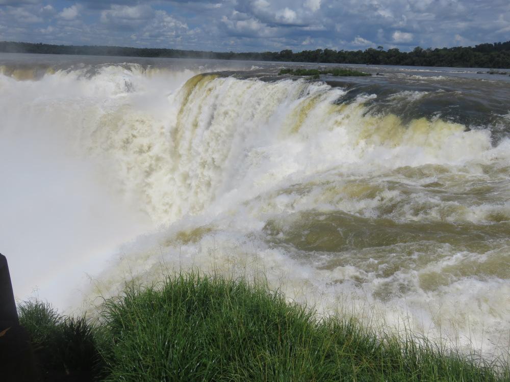 Chutes d'Iguazu Argentine Garganta del diablo