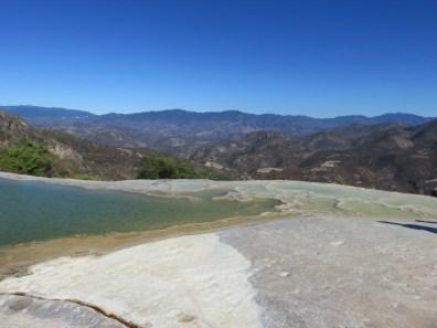 Hierve El Agua Oaxaca Mexique 3