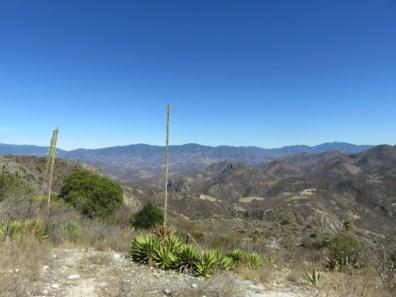 Hierve El Agua Oaxaca Mexique