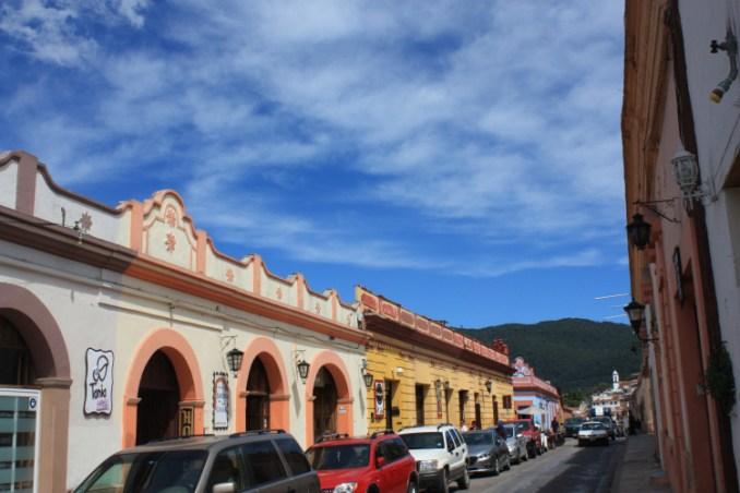 San Cristobal de las Casas Chiapas Mexique