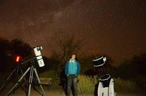 tour astronomique San Pedro de Atacama Chile