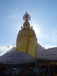 Big bouddha Bangkok Thaïlande