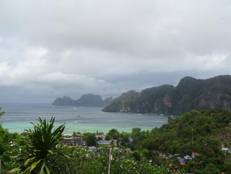 Point de Vue Koh Phi Phi Thaïlande
