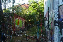 Squat de Metelkova Street Art